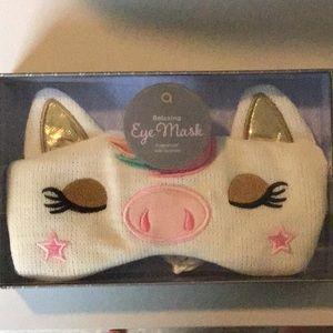 Cute Unicorn Eye Mask
